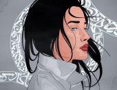 قارئ فنان يشارك صحافة مواطن برسومات فنية تبرز موهبته