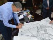 محافظ المنيا يعتمد المخطط الاستراتيجى العام لمدينتى مطاى والعدوة
