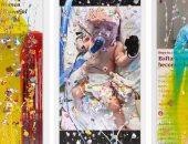 شاهد فنان يبتكر لوحات من قصص إخبارية تؤرخ لأزمة فيروس كورونا