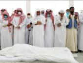 دفن جثمان الشيخ صالح كامل قرب سور أم المؤمنين خديجة بنت خويلد
