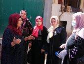 محافظ الشرقية: القومى للمرأة له دورا مهما فى مواجهة كورونا عبر حملات التوعية