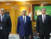 جامعة المنيا تُوقع بروتوكول تعاون مع البنوك الحكومية للارتقاء بالمستشفى الجامعى