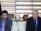 شوبير: جلسة وزير الرياضة مع أبو ريدة تسفر عن مد عام للجنة الخماسية