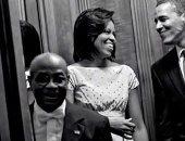 خدم 11 رئيسا أمريكيا.. وفاة كبير خادمى البيت الأبيض السابق بكورونا.. فيديو وصور