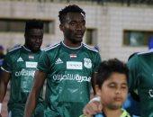 حل أزمة سعيدو صنبورى مع المصرى واللاعب ينضم لمعسكر الفريق الأسبوع المقبل