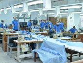 الغرفة التجارية بشمال سيناء توفر 100 ألف كمامة بسعر 250 قرشا