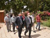 صور وفيديو ..جامعة أسيوط: جاهزون لاستقبال 1000 مصرياً من العائدين من الخارج