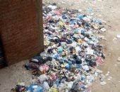 قارئ يشكو من الذباب والناموس فى منطقة العوايد بالإسكندرية بسبب القمامة