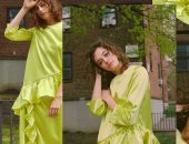 الفستان الواسع تريند مريح فى صيف 2020.. شاهدى أجمل تصميماته