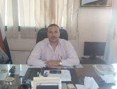 وفد من محافظة بنى سويف يزور أسر شهداء الفشن لتقديم التهنئة بعيد الفطر