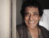 الكينج محمد منير: أنا زى الفل وهقدم لجمهورى حفلة لايف جامدة