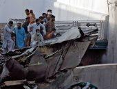 ارتفاع حصيلة ضحايا الطائرة الباكستانية المنكوبة إلى 97 ونجاة اثنين
