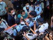 شرطة هونج كونج تعتقل 53 ناشطا خلال احتجاجات