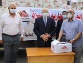 """غرفة الجيزة تتبرع بـ23 مليون جنيه لمبادرة حياة و10 ملايين لـ""""تحيا مصر"""""""