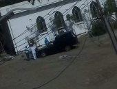 ضبط لص يسرق محتويات مسجد بدمياط فجرا