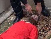 """فيديو.. أحمد العوضى ينشر لحظات إعدام الإرهابى هشام عشماوى: """"أحلى مسا عليكم"""""""
