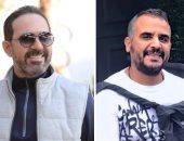 """خلطة وائل جسار ووليد سعد تشعل مواقع التواصل بجديدهم """"ماتغيبش ثوانى"""""""