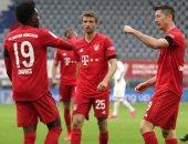 بايرن ميونخ يعلن تخفيض رواتب لاعبيه حتى نهاية الموسم