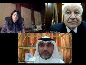 وزيرة التعاون الدولى: الاعتماد على التكنولوجيا يوفر حلولا لمستقبل مستدام لمصر