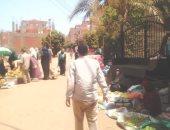 رئيس مدينة تلا: فض سوق زنارة منعا للتزاحم بسبب فيروس كورونا