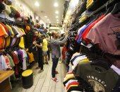 لبس العيد يتحدى كورونا فى وكالة البلح انتعاش أسواق الملابس آخر يوم رمضان