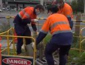 استراليا تطلق برنامج لتعقب فيروس كورونا المستجد في مجاري الصرف الصحى