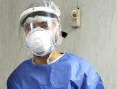"""الجيش الأبيض..""""محمود"""" فنى أشعة بمستشفى الحسين على خط المواجهة ضد كورونا"""