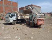 صور.. محافظ كفرالشيخ: حملات لإزالة التعديات ومخالفات البناء ورفع القمامة
