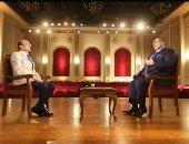 غدا حسن راتب ومحمد صبحي ضيفا برنامج شخصيات في حياتي علي قناة المحور فيديو