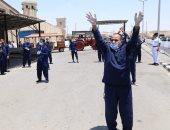الإفراج عن  2130 سجينا بعفو رئاسى بمناسبة ذكرى 23 يوليو وعيد الأضحى