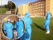 مدير عزل الأقصر يكشف تفاصيل إصابته بكورونا فى أخر يوم عمل له بالمستشفى