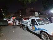 سيارات المدن بالقليوبية تنبه على المواطنين بعدم الخروج خلال أيام عيد الفطر