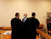وصول رئيس الوزراء الإسرائيلى لمحكمة بالقدس لبدء محاكمته فى تهم فساد