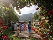 الكمامة والماسك فى ساحات صلاة العيد على مستوى العالم