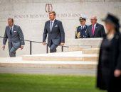 ملك هولندا يشارك فى إحياء ذكرى الحرب العالمية باحتفال محدود بسبب كورونا