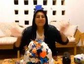 أيتن عامر تحتفل بشقيقتها وفاء: كل سنة وانتى طيبة يا أغلى وأطيب وألذ فوفا