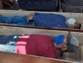 اعمل نفسك ميت..عمدة فى بيرو يتظاهر بالوفاة خوفا من الاعتقال بعد كسره للحظر