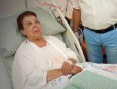 بوسى شلبى تنفى وفاة الفنانة رجاء الجداوي وتطالب الجمهور بالدعاء لها