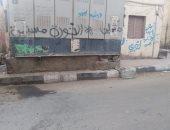مدينة الأقصر تعلن رفع 20 طن قمامة ومخلفات صلبة بحملات نظافة الشوارع