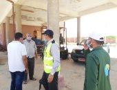 شركة المياه بشمال وجنوب سيناء تواصل حالة الطوارئ بالمحطات