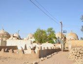 فيديو وصور... مقابر الأقصر خالية من الزوار ثانى أيام العيد