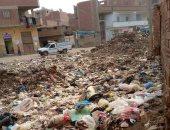 اضبط مخالفة.. القمامة تحاصر قرية سندبسط وسط غياب الأجهزة التنفيذية.. صور