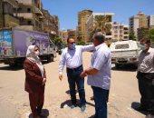 جولة لمحافظة الشرقية بشوارع الزقازيق لمتابعة مستوى النظافة