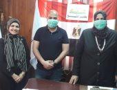 صحة كفر الشيخ تخصص 12موقعا لعزل الأطقم الطبية..وصيدلى يتطوع لعلاج مصابى كورونا