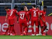 ترتيب الدوري الألمانى بعد نهاية الجولة الـ29