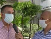 فيديو وصور.. أطباء مستشفيات العزل بكفر الشيخ يوجهون رسالة للمواطنين لمواجهة كورونا