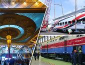 النقل: نقلنا بالسكة الحديد أمس 635 ألف راكب مع إجراءات الوقاية ضد كورونا