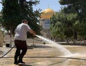 """مدير """"الأقصى"""": المسجد سيكون مفتوحا خلال شهر رمضان وفق إجراءات الوقاية"""