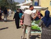 صور .. فض أسواق واستمرار أعمال التطهير والتعقيم بكفر الشيخ