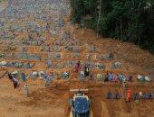 البرازيل تحفر آلاف المدافن لاحتواء وفيات فيروس كورونا